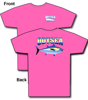 provincetown boat rides tshirts pink